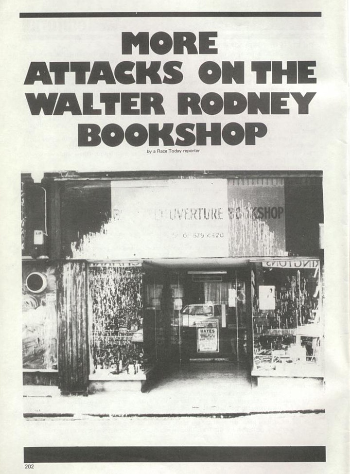 Books, Violence and Resistance (1/4) Eric Huntley image
