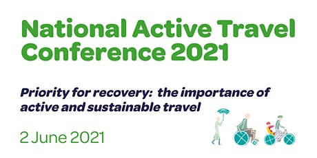 National Active Travel Conference 2021 tickets