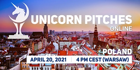 Unicorn Pitches in Poland tickets