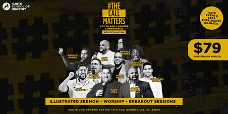 THE CALL MATTERS 2021 tickets