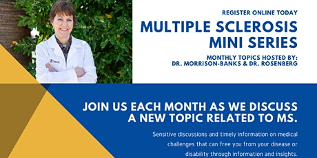 What's Up Doc? - Multiple Sclerosis Research Update tickets