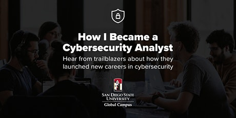 How I Became a Cybersecurity Analyst | Panel boletos