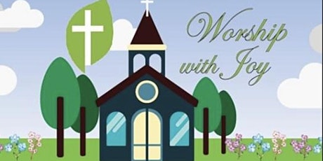 Joy Lutheran Church In-Person Worship Service  - 5/9 tickets