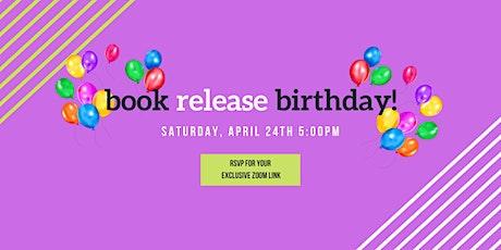 Book Release Birthday! tickets