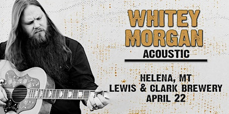 Whitey Morgan Live Solo Acoustic Concert w/special guest Ben Jarrell tickets