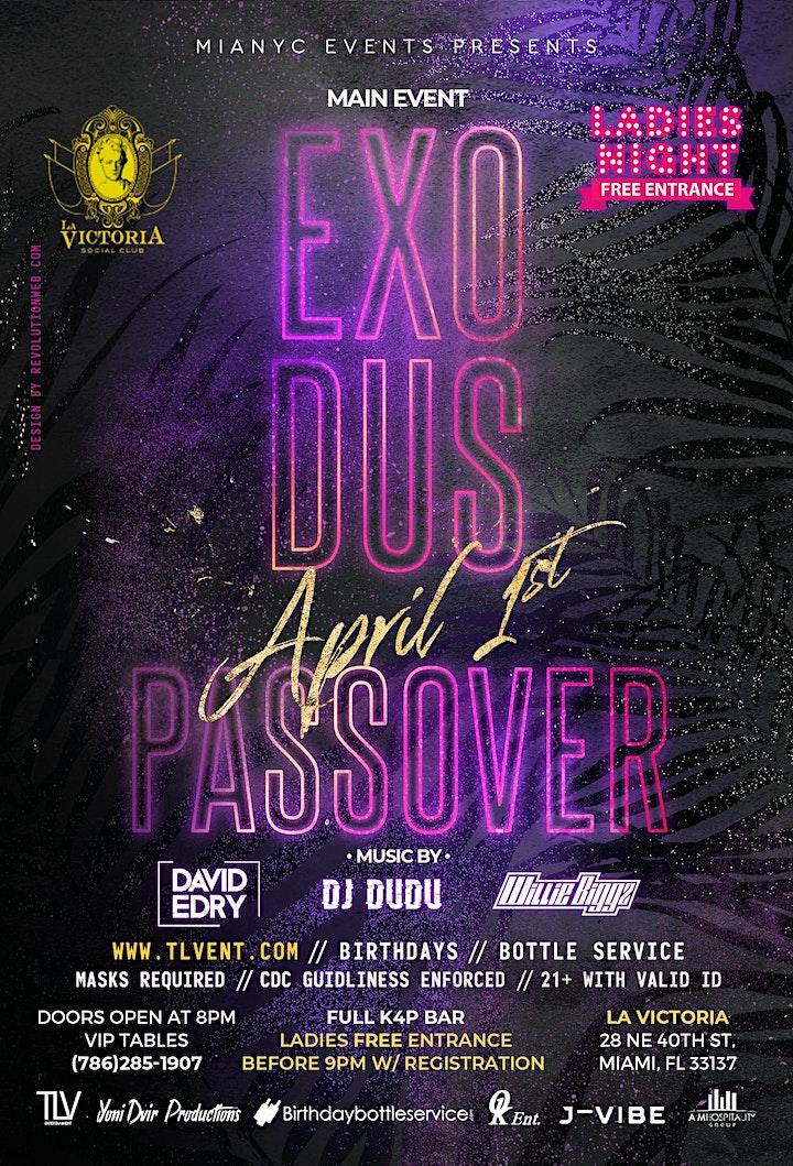 LA VICTORIA | Passover Main Event 2021 Miami image