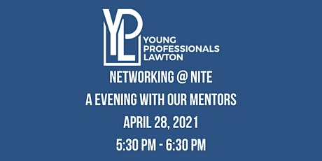 Networking @ Night - Mentor Edition tickets