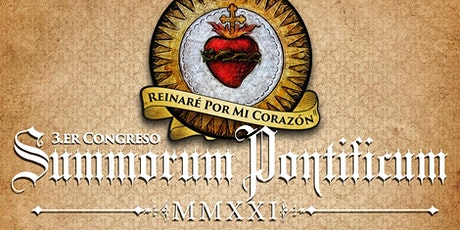 3er. Congreso Summorum Pontificum 2021 tickets