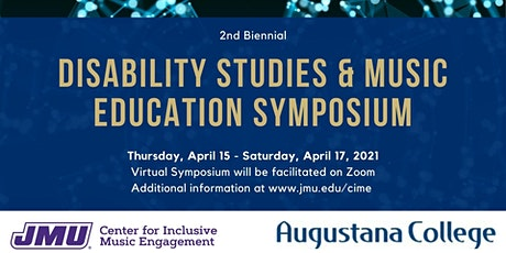 Disability Studies and Music Education Symposium Tickets