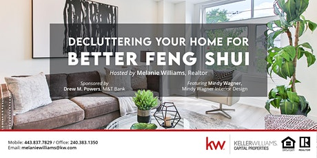 Decluttering Your Home for Better Feng Shui tickets