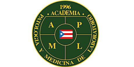 2021 Annual Meeting Academia de Patologia y Medicina de Laboratorio de PR entradas