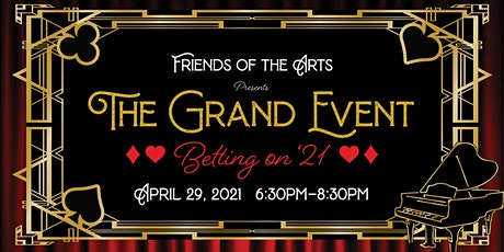 The Grand Event tickets