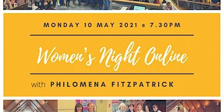 Women's Night tickets