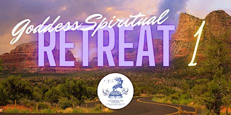 Goddess SPIRITUAL Retreat 1 SEDONA, AZ, June - 2021 tickets