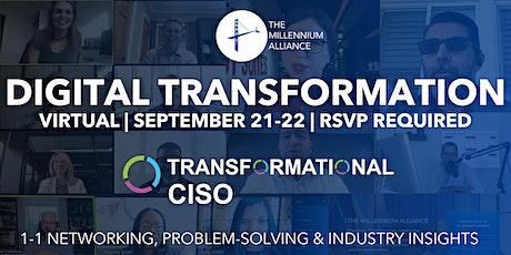 Transformational CISO billets