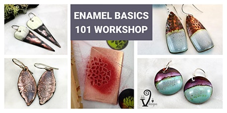 ENAMELING BASICS 101 WORKSHOP tickets