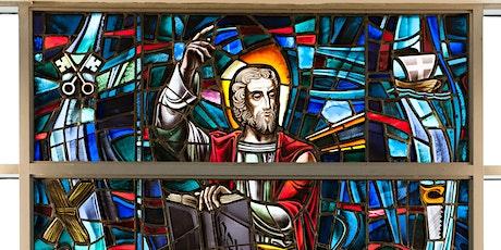 Saint Bartholomew Church - Weekend Mass Registration billets