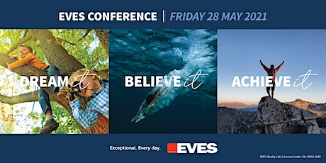 EVES Conference 2021 tickets