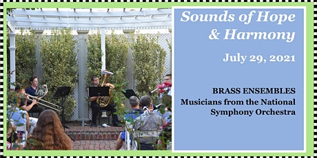 "Sounds of Hope & Harmony: ""Bold as Brass"" – Chamber Music tickets"
