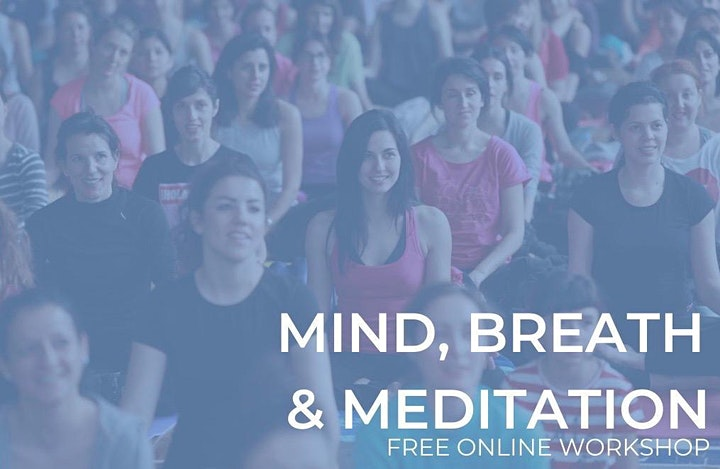 An Introduction to Meditation and Breath Workshop image
