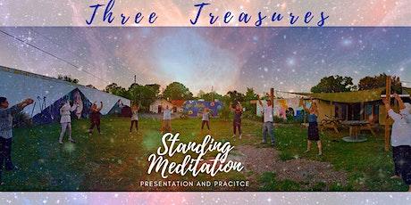 Three Treasures Standing Meditation tickets