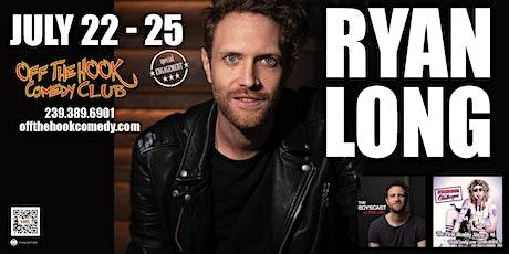 Comedian Ryan Long  live  in Naples, FL tickets