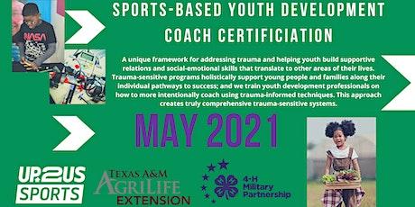 Youth Development through Sport biglietti