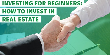 Real Estate Investing Tips for Beginners tickets