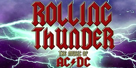 ROLLING THUNDER - THE MUSIC OF ACDC at Bigs Bar tickets