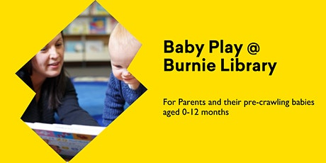 Baby Play @ Burnie Library tickets