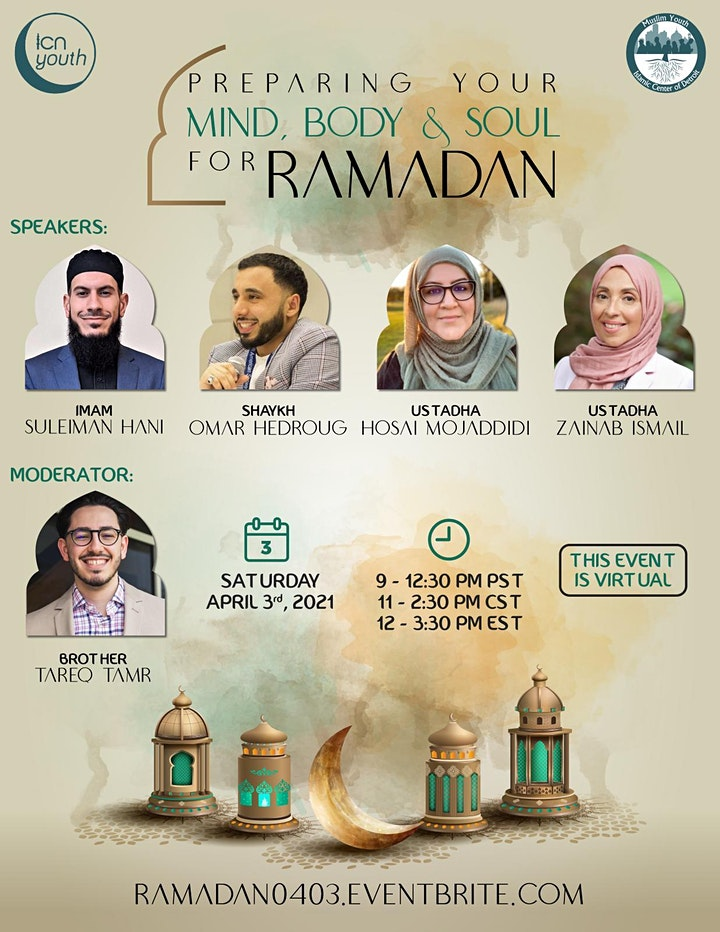 Preparing your Mind, Body, and Soul for Ramadan image