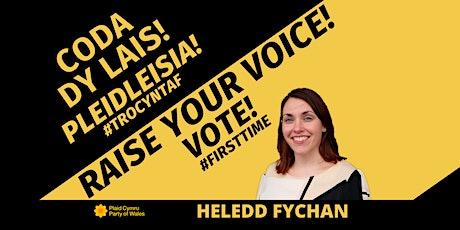 Raise Your Voice! Pontypridd Senedd Election - Coda dy Lais tickets