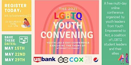 2021 Virtual LGBTQ Youth Convening tickets