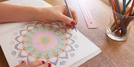 Colouring Calm - Tiaro Library * No bookings required* tickets