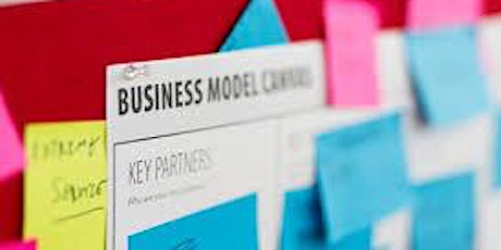 Design your business model canvas tickets