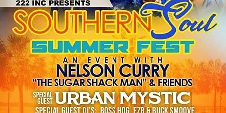 Southern Soul Summer Festival  (Outdoor) tickets