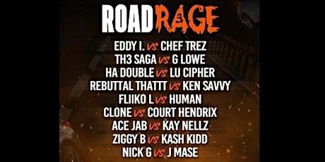 ROAD RAGE 3 tickets