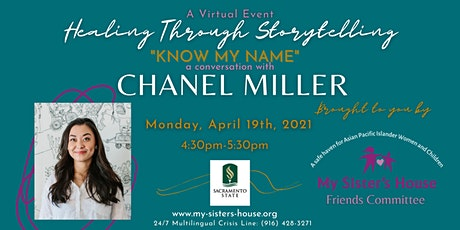 Healing Through Storytelling- A conversation with Chanel Miller tickets