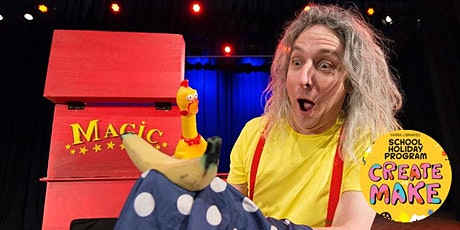 The Super Silly Magic Show! tickets