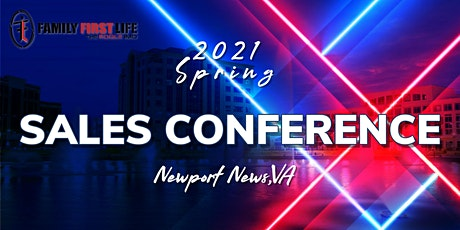 2021 Spring VA Sales Conference tickets