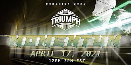100% Triumph Campus Ministry Presents: Dominion Youth Conference ingressos