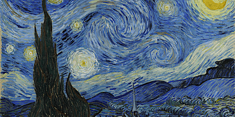 Starry, Starry Night Virtual Presentation on Vincent van Gogh by Bob Yassin boletos