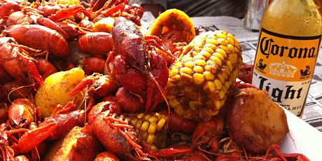 Cajun Crawfish Boil Every Sunday at The Revel tickets
