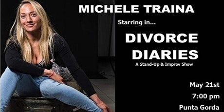 Divorce Diaries - A Stand-Up & Improv Show tickets