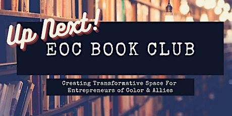 EOC Book Club tickets