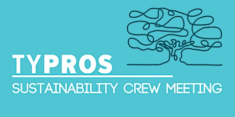 TYPROS Sustainability: June Meeting tickets