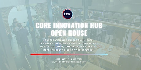 CORE Innovation Hub Open House tickets