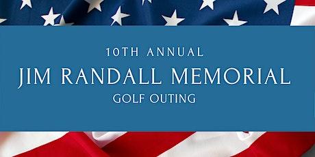 10th Jim Randall Memorial Golf Outing tickets