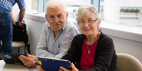 Seniors Festival:Tech Savvy Seniors-Introduction to Tablets - Tea Gardens tickets