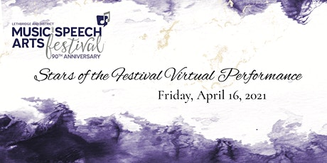 Stars of the Festival Virtual Performance tickets
